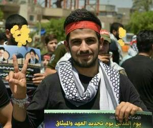 الحشد الشعبي, الشهداء, and ايقونة التحرير image