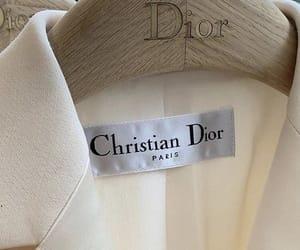 fashion, dior, and Christian Dior image