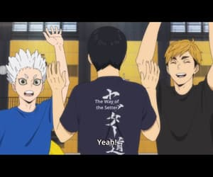 anime, mangas, and voley image