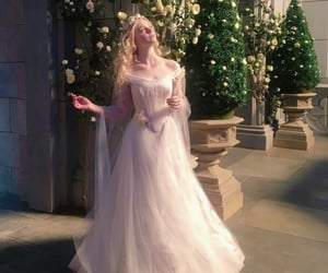 Elle Fanning, princess, and aurora image