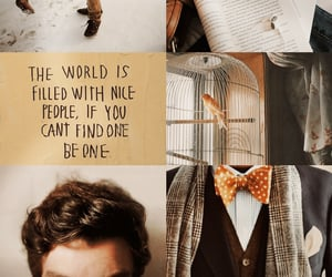 aesthetic, blaine anderson, and glee image