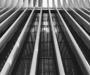 america, architecture, and b&w image