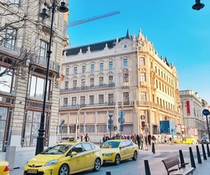 budapest, architecture, and photograpghy image
