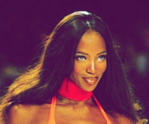 fashion, supermodel, and Naomi Campbell image