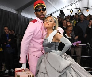 ariana grande and tyler the creator image