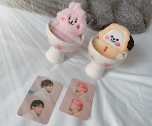 aesthetic, kpop, and plush image