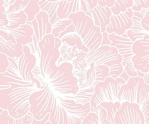 background, floral, and pink image