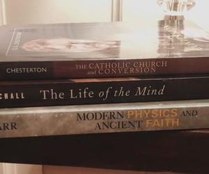books, Catholic, and faith image
