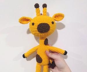 animals, crochet, and handmade toys image