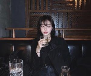 asian, beautiful girl, and fashion image