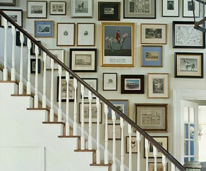 artwork, staircase, and stairs image