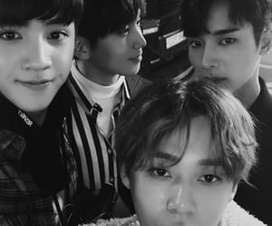 b&w, lq, and rapline image