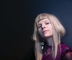 aurora, singer, and style image