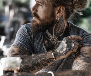 men, tatoo, and sexe image