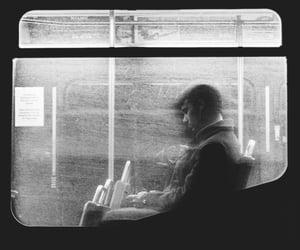 alone, sad, and thinking image