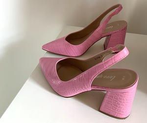 2020, accessories, and pink heels image