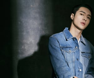 exo, lay, and elle men image