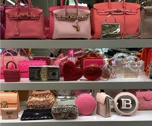 bag, kylie jenner, and closet image