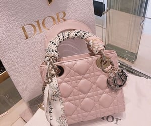 bag, dior, and brand image