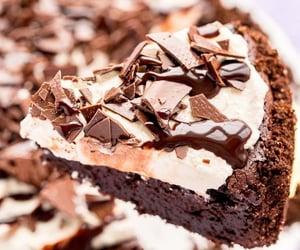 chocolate, comida, and dulce image