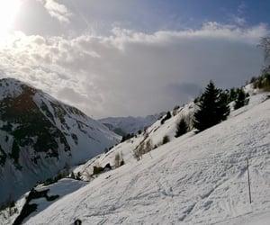 enjoy, snowboard, and follow image