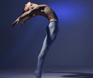 arte, bailarin, and ballet image