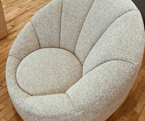 comfortable, comfy, and fauteuil image
