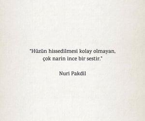 alıntı, türkçe sözler, and nuri pakdil image