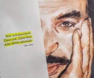 oguz atay, türkçe sözler, and alıntı image