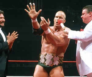 wwe, stone cold steve austin, and ted dibiase image