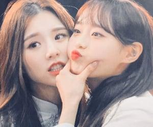 chuu, heejin, and loona image