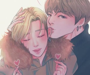 gay, love, and bts image