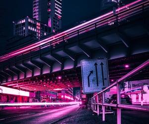 neon and neon lights image