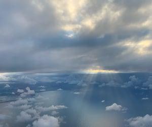 flight, pr, and puerto rico image