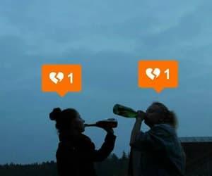 drunk together image