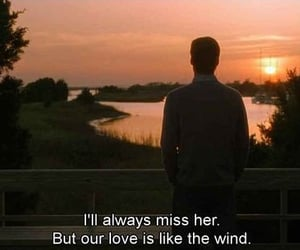 A Walk to Remember, quotes, and sad image