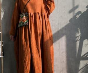 etsy, long maxi dress, and loose maxi dress image