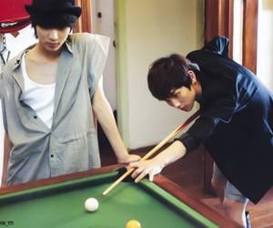 boys, key, and korean image