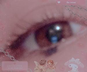 edit, eye, and eyes image
