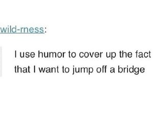 humor and jump image
