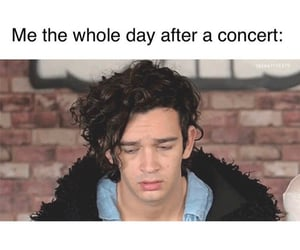 funny, matty healy, and lol image
