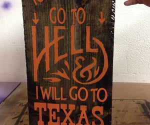 etsy, man cave decor, and rustic texas sign image
