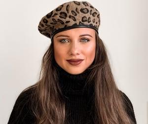 animal print, curls, and leopard print image