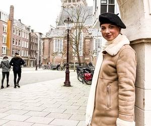 amsterdam, winter fashion, and fashion image