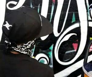 buster, graffiti, and méxico image