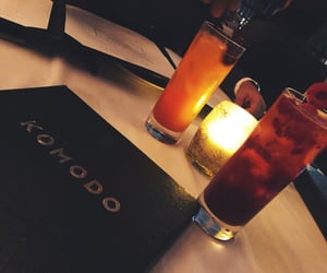 company, couples, and drinks image