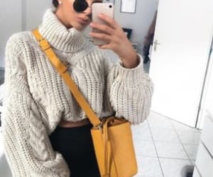 bags, fall, and stylé image
