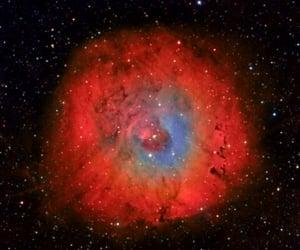 cosmos, nasa, and galaxy image