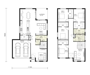 floor plan and home builders image