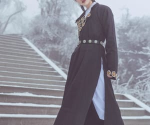 photography, chinese fashion, and traditional image